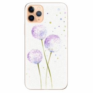Silikonové pouzdro iSaprio - Dandelion - iPhone 11 Pro Max