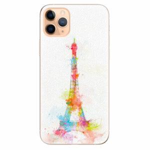Silikonové pouzdro iSaprio - Eiffel Tower - iPhone 11 Pro Max