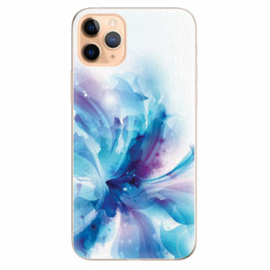 Silikonové pouzdro iSaprio - Abstract Flower - iPhone 11 Pro Max