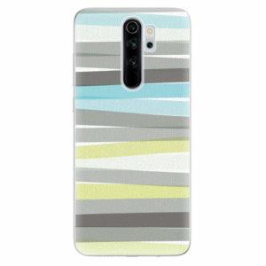 Silikonové pouzdro iSaprio - Stripes - Xiaomi Redmi Note 8 Pro