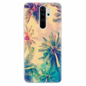 Silikonové pouzdro iSaprio - Palm Beach - Xiaomi Redmi Note 8 Pro
