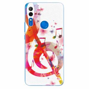 Silikonové pouzdro iSaprio - Love Music - Huawei P Smart Z
