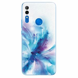 Silikonové pouzdro iSaprio - Abstract Flower - Huawei P Smart Z