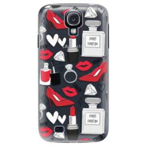 Plastové pouzdro iSaprio - Fashion pattern 03 - Samsung Galaxy S4
