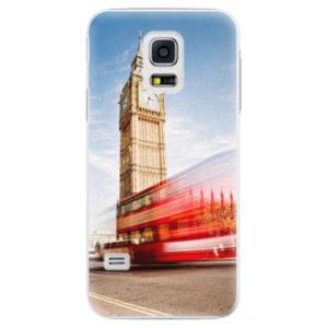 Plastové pouzdro iSaprio - London 01 - Samsung Galaxy S5 Mini
