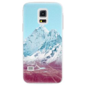 Plastové pouzdro iSaprio - Highest Mountains 01 - Samsung Galaxy S5 Mini