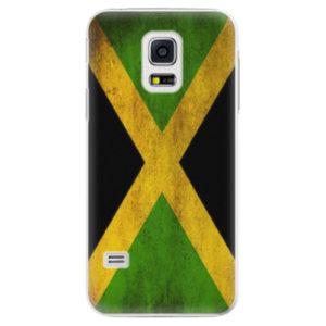 Plastové pouzdro iSaprio - Flag of Jamaica - Samsung Galaxy S5 Mini