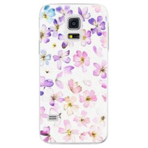 Plastové pouzdro iSaprio - Wildflowers - Samsung Galaxy S5 Mini