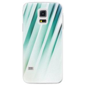 Plastové pouzdro iSaprio - Stripes of Glass - Samsung Galaxy S5 Mini