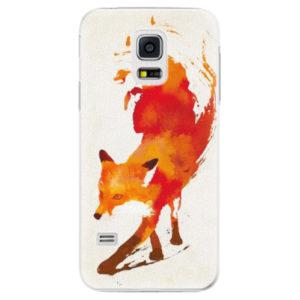 Plastové pouzdro iSaprio - Fast Fox - Samsung Galaxy S5 Mini