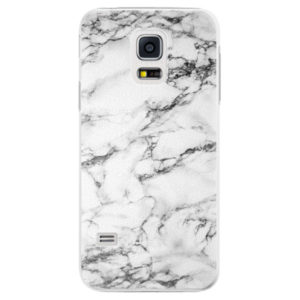Plastové pouzdro iSaprio - White Marble 01 - Samsung Galaxy S5 Mini