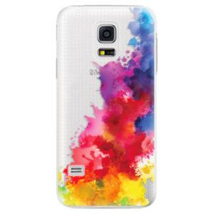 Plastové pouzdro iSaprio - Color Splash 01 - Samsung Galaxy S5 Mini