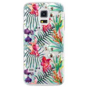 Plastové pouzdro iSaprio - Flower Pattern 03 - Samsung Galaxy S5 Mini