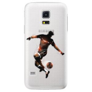 Plastové pouzdro iSaprio - Fotball 01 - Samsung Galaxy S5 Mini