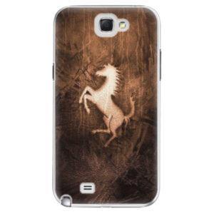 Plastové pouzdro iSaprio - Vintage Horse - Samsung Galaxy Note 2
