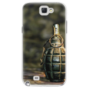 Plastové pouzdro iSaprio - Grenade - Samsung Galaxy Note 2