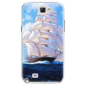 Plastové pouzdro iSaprio - Sailing Boat - Samsung Galaxy Note 2