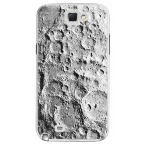 Plastové pouzdro iSaprio - Moon Surface - Samsung Galaxy Note 2