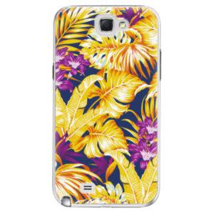 Plastové pouzdro iSaprio - Tropical Orange 04 - Samsung Galaxy Note 2