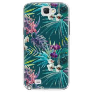 Plastové pouzdro iSaprio - Tropical Blue 01 - Samsung Galaxy Note 2