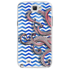 Plastové pouzdro iSaprio - Octopus - Samsung Galaxy Note 2