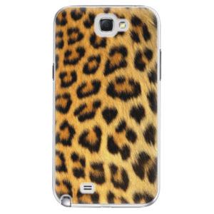 Plastové pouzdro iSaprio - Jaguar Skin - Samsung Galaxy Note 2