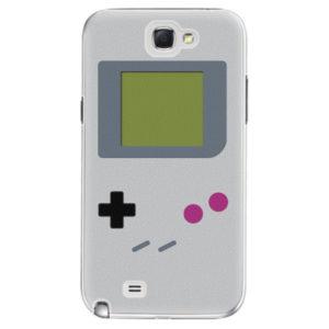 Plastové pouzdro iSaprio - The Game - Samsung Galaxy Note 2