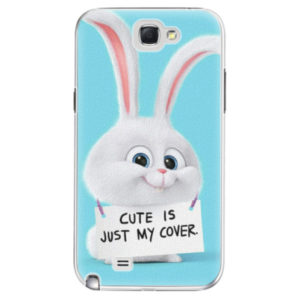 Plastové pouzdro iSaprio - My Cover - Samsung Galaxy Note 2