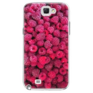 Plastové pouzdro iSaprio - Raspberry - Samsung Galaxy Note 2