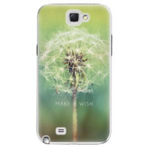Plastové pouzdro iSaprio - Wish - Samsung Galaxy Note 2