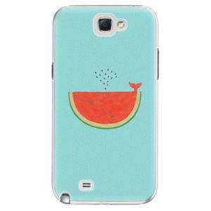 Plastové pouzdro iSaprio - Melon - Samsung Galaxy Note 2