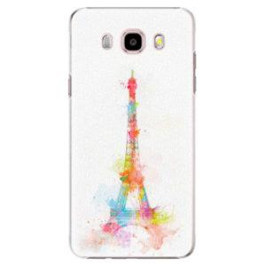 Plastové pouzdro iSaprio - Eiffel Tower - Samsung Galaxy J5 2016