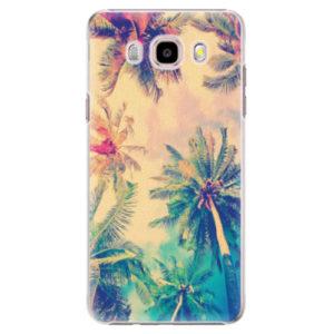 Plastové pouzdro iSaprio - Palm Beach - Samsung Galaxy J5 2016