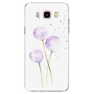 Plastové pouzdro iSaprio - Dandelion - Samsung Galaxy J5 2016