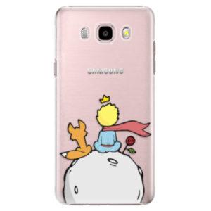 Plastové pouzdro iSaprio - Prince - Samsung Galaxy J5 2016