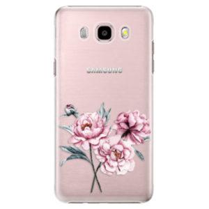 Plastové pouzdro iSaprio - Poeny - Samsung Galaxy J5 2016