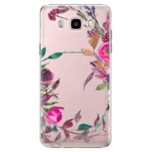 Plastové pouzdro iSaprio - Herbs 01 - Samsung Galaxy J5 2016