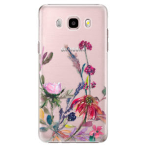 Plastové pouzdro iSaprio - Herbs 02 - Samsung Galaxy J5 2016