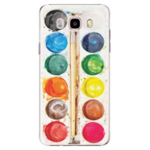 Plastové pouzdro iSaprio - Watercolors - Samsung Galaxy J5 2016