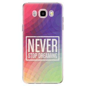 Plastové pouzdro iSaprio - Dreaming - Samsung Galaxy J5 2016