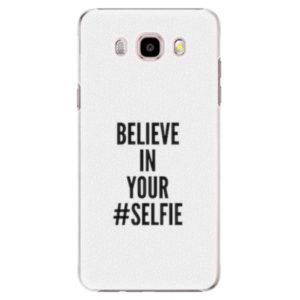 Plastové pouzdro iSaprio - Selfie - Samsung Galaxy J5 2016