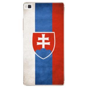Plastové pouzdro iSaprio - Slovakia Flag - Huawei Ascend P8