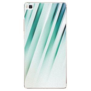 Plastové pouzdro iSaprio - Stripes of Glass - Huawei Ascend P8