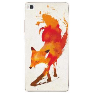 Plastové pouzdro iSaprio - Fast Fox - Huawei Ascend P8