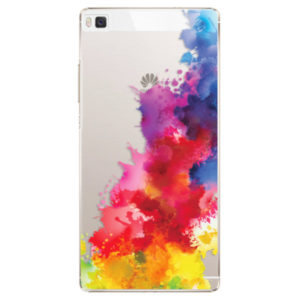 Plastové pouzdro iSaprio - Color Splash 01 - Huawei Ascend P8