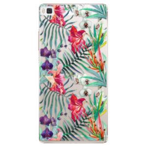 Plastové pouzdro iSaprio - Flower Pattern 03 - Huawei Ascend P8