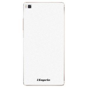 Plastové pouzdro iSaprio - 4Pure - bílý - Huawei Ascend P8