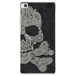 Plastové pouzdro iSaprio - Mayan Skull - Huawei Ascend P8