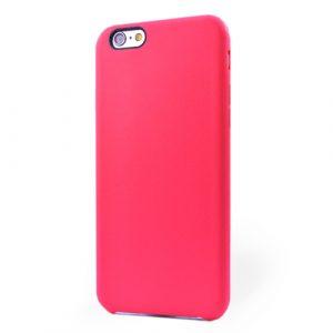Pružný kryt iSaprio Jelly pro iPhone 6 / 6S růžový