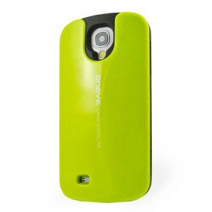 Pružný kryt / pouzdro Verus Oneye pro Galaxy S4 zelený